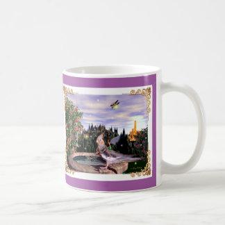 Summer Magick Purple Coffee Mug