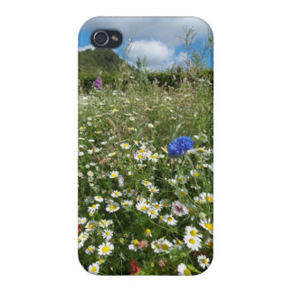 Summer Meadow Case For iPhone 4