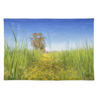 Summer Meadow Placemat