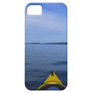 Summer ocean kayaking in your hand year round! iPhone 5 cover