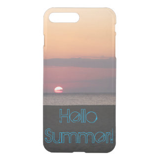Summer on the Beach iPhone 7 Plus Case