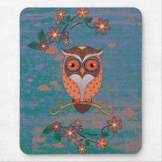 Summer Owl, Mousepad