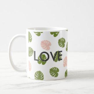 Summer Palm Coffee Mug
