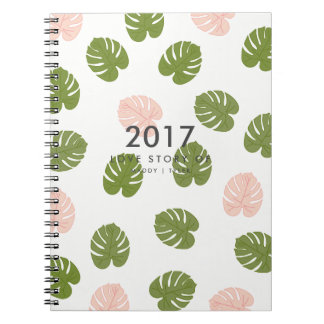 Summer Palm Notebooks