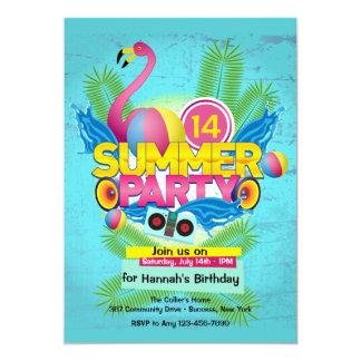 Summer Party (2) Invitation
