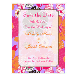 Summer Party Invitations ~ Save the Date, etc. Postcard
