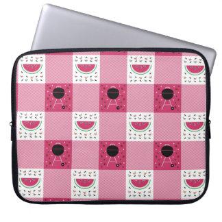 Summer Picnic Laptop Sleeve