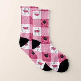 Summer Picnic Socks