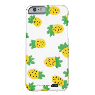 Summer Pineapples Phone Case