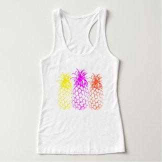 summer pineapples singlet