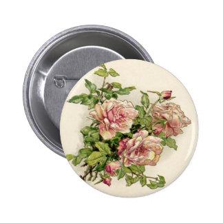 Summer Pinkish Rose Pin