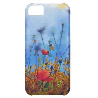 Summer Poppy Field - Paint iPhone 5C Case