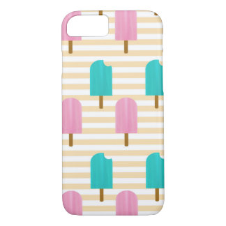Summer popsicle iPhone case