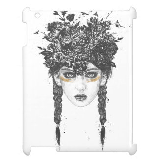 Summer Queen Case For The iPad 2 3 4