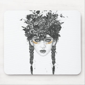 Summer Queen Mouse Pad