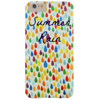 Summer Rain Barely There iPhone 6 Plus Case