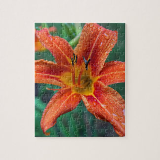 Summer Raindrops Jigsaw Puzzle