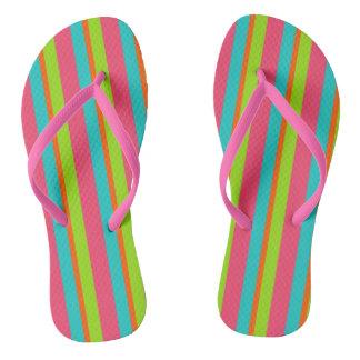 Summer Retro Beach Flip Flops Cruise Sandals Gift