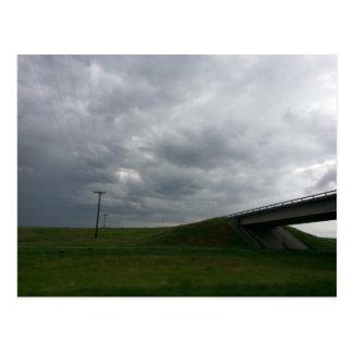 Summer Road Trip Postcard