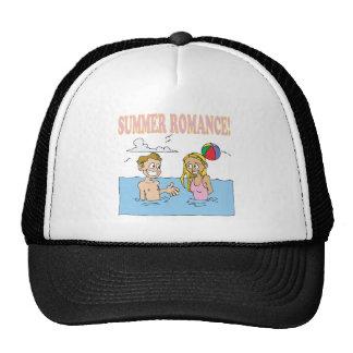 Summer Romance Mesh Hats