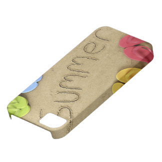 Summer Sand iPhone iPhone 5 Cover