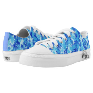 Summer Shower Low Tops