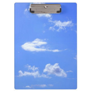 summer sky clipboard