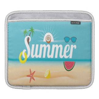 Summer Sleeves For iPads