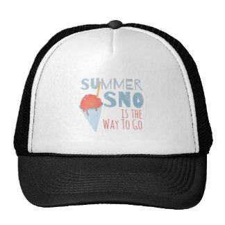 Summer Sno Cap