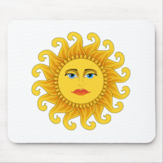 summer solstice mouse pads