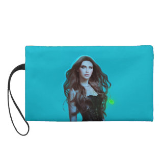 Summer Solstice Two-Tone Wristlet
