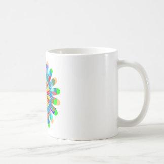 Summer Spring Festival Paint Splash Coffee Mugs