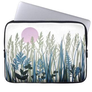 Summer Stems Laptop Sleeve