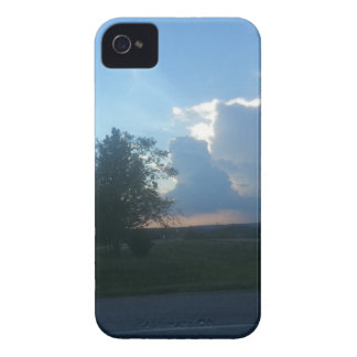 Summer Stormy Sky Case-Mate iPhone 4 Cases