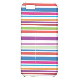 Summer Stripes iPhone 5C Cases