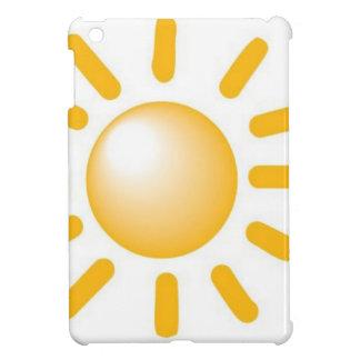 Summer sun design iPad mini covers