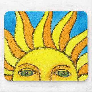 Summer Sun Mousepad