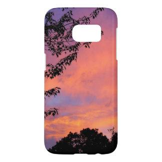 Summer Sunset Galaxy S7 Case