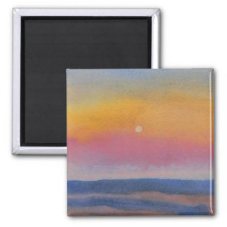 Summer Sunset Magnet