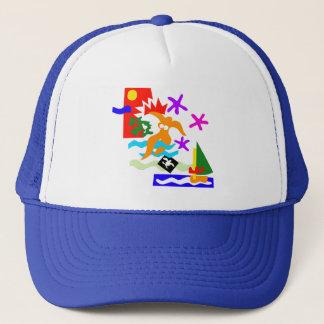 Summer swimmer - Hat