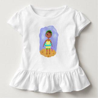 Summer Swimmer Toddler T-Shirt