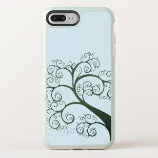 Summer Swirly Tree Hugger   Phone Case