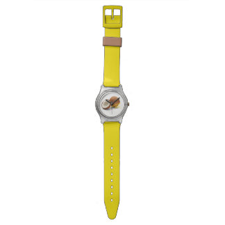 Summer time- coconut wrist watches