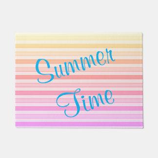 Summer Time Door Mat