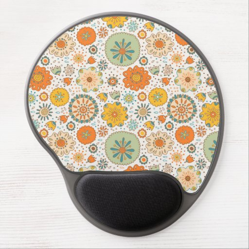 Summer time gel mousepads