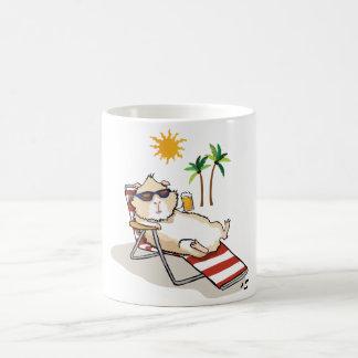 Summer Time Piggy Coffee Mug