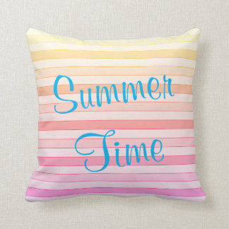 Summer Time Pillow