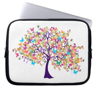 Summer Time tree Laptop Sleeve