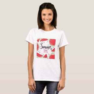 Summer Time Watermelon T-Shirt