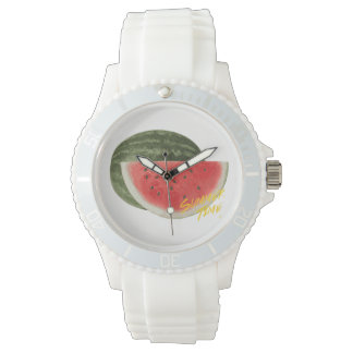 Summer time- watermelon watch